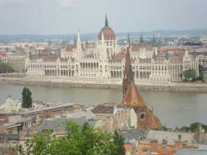 Parlamento Hungaro